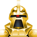 Cylon Commander 1970s png icon