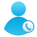 call user Png Icon