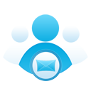mail group Png Icon