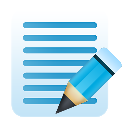 edit notes large png icon