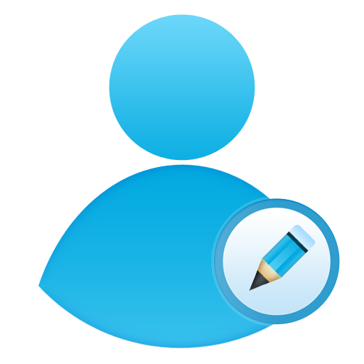 edit user large png icon