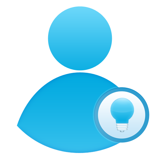 idea user large png icon