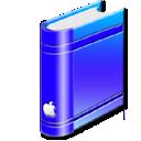 bookblue png icon