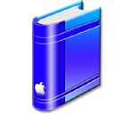 Book Blue png icon