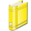 bookyellow Png Icon