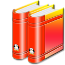 librarytux Png Icon