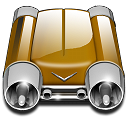 darkorange png icon