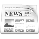newspaper large png icon