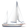 sailingship large png icon