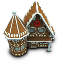 candyhouse Png Icon