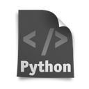 python large png icon