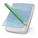 blocnote large png icon