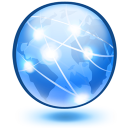 world map Png Icon