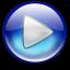 windowsmedia large png icon