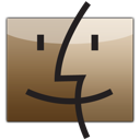 brown large png icon