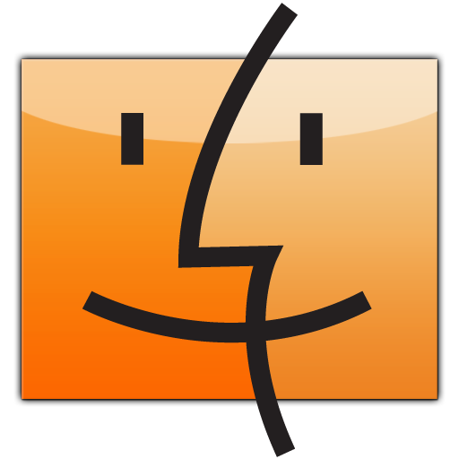 orange large png icon