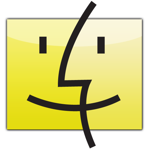 yellow large png icon