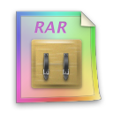 rar Png Icon
