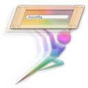 run Png Icon