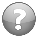 question mark Png Icon