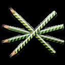 crayonvert Png Icon