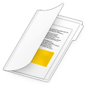 dossierdocuments Png Icon