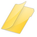 dossierjaune Png Icon