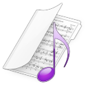 dossiermusiques Png Icon