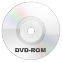 DVD ROM Png Icon