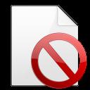 interdit Png Icon