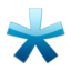 asterisque large png icon