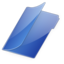 Dossier Bleu large png icon