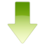 descending large png icon