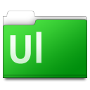 workfolder ul Png Icon