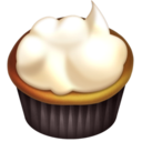 Cupcakes Buttercream png icon