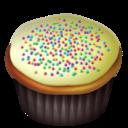 Cupcakes Vanilla png icon