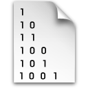 binary Png Icon