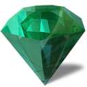 emerald Png Icon