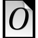 opentype Png Icon