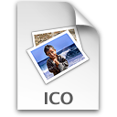ico Png Icon