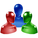 jabber group Png Icon
