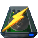 lightning Png Icon