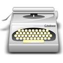 typewriter Png Icon