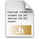 source h Png Icon