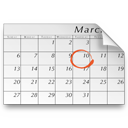 vcalendar Png Icon