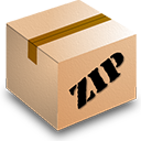 zip 3 Png Icon