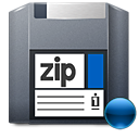 zip mount Png Icon