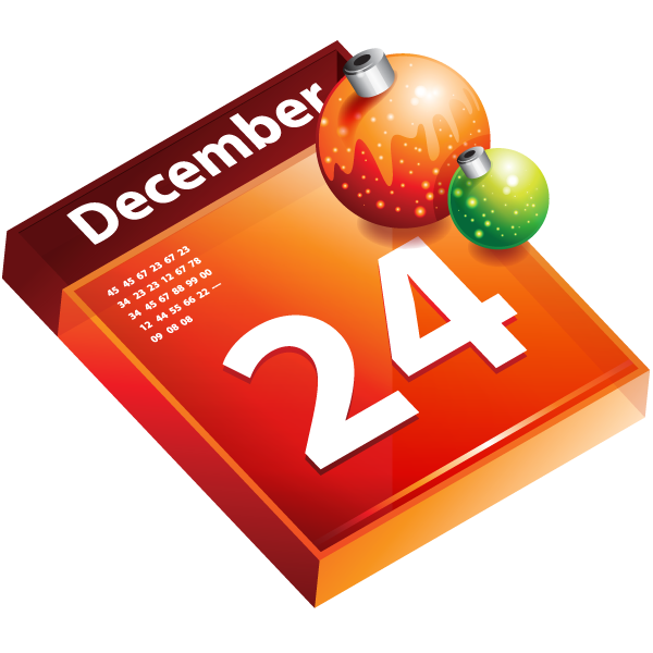 date large png icon