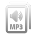 MP 3 W Png Icon