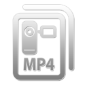 MP 4 W Png Icon